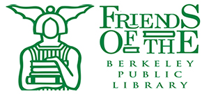 Friends of the Berkeley Public Library – Berkeley, CA logo
